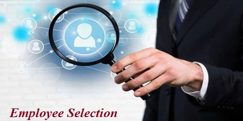 Concept of Employee Selection