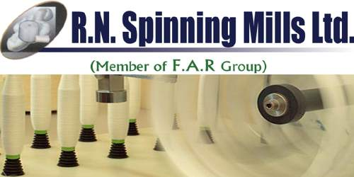Annual Report 2010 of R.N. Spinning Mills Limited
