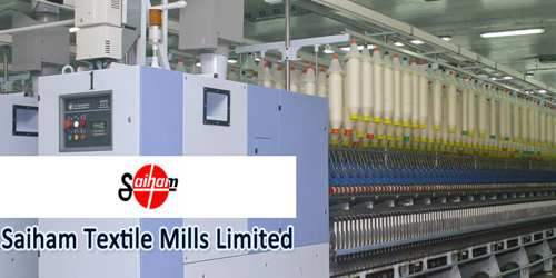 Annual Report 2013 of Saiham Textile Mills Limited