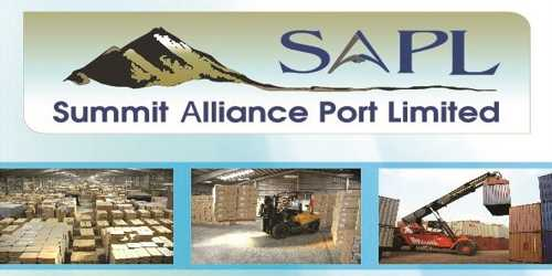 Annual Report 2014 of Summit Alliance Port Limited