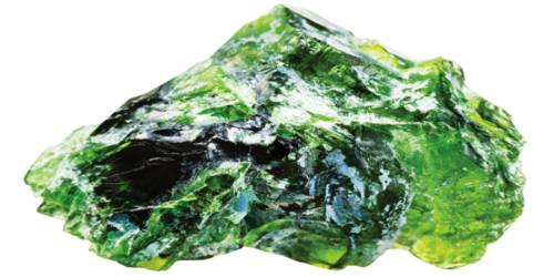 Diopside: Properties and Occurrences