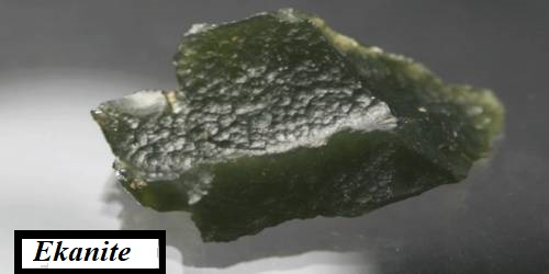 Ekanite: Properties and Occurrences