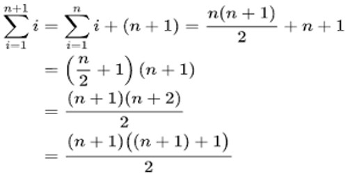 Induction Proof – Problems with Solutions
