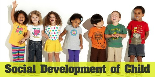 Social Development of a Child