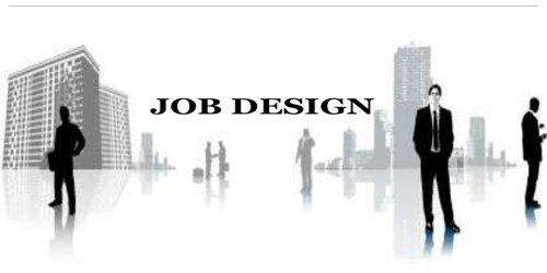 Behavioral Approach of Job Design