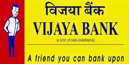Annual Report 2015-2016 of Vijaya Bank