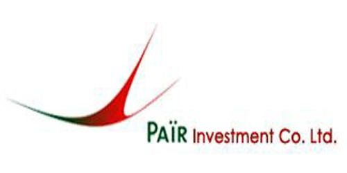 Annual Report 2012 of PAΪR Investment Company Limited