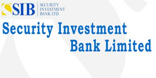 Annual Report 2012 of Security Investment Bank Limited