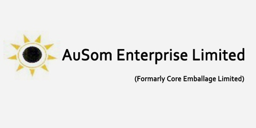 Annual Report 2015-2016 of AuSom Enterprise Limited