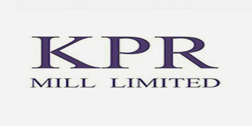 Annual Report 2014-2015 of KPR Mill Limited