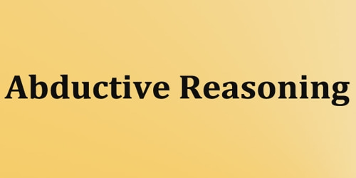 About Abductive Reasoning