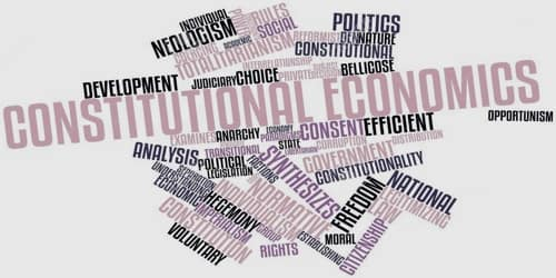 About Constitutional Economics