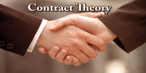 About Contract Theory