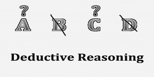 About Deductive Reasoning