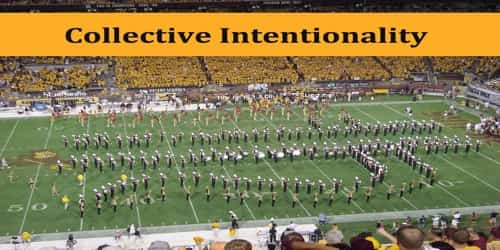 Collective Intentionality
