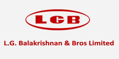 Annual Report 2015-2016 of L.G. Balakrishnan and Bros Limited
