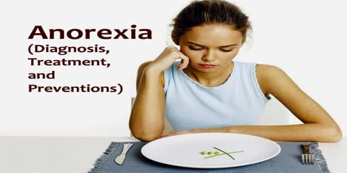 Anorexia (Diagnosis, Treatment, and Preventions)