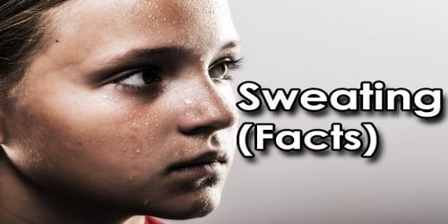 Sweating (Facts)