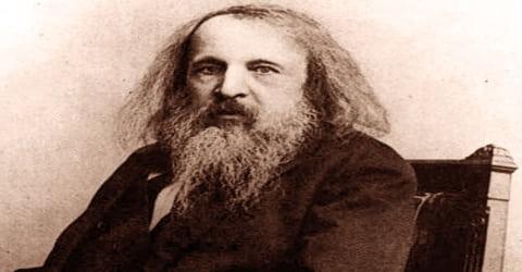 Dmitri mendeleev research paper
