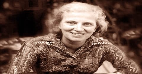 Biography of Dorothy Hodgkin