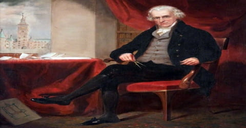 Biography of James Watt