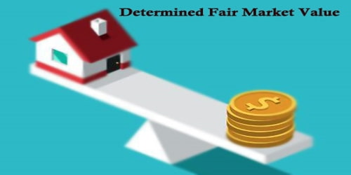 Determined Fair Market Value (FMV)