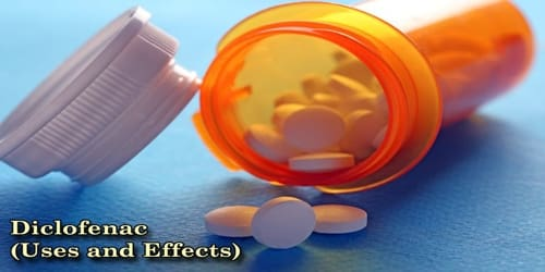 Diclofenac (Uses and Effects)