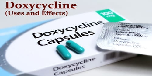 Doxycycline (Uses and Effects)