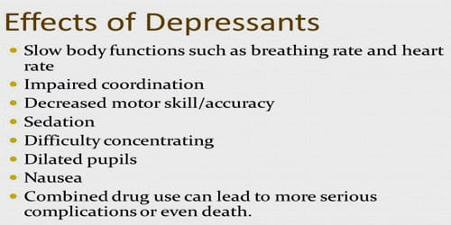 Depressant - Assignment Point