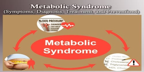 Metabolic Syndrome (Symptoms, Diagnosis, Treatment, and Preventions)