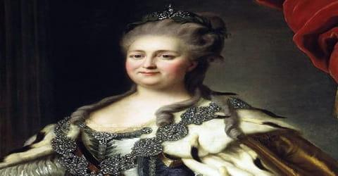 Biography of Catherine II