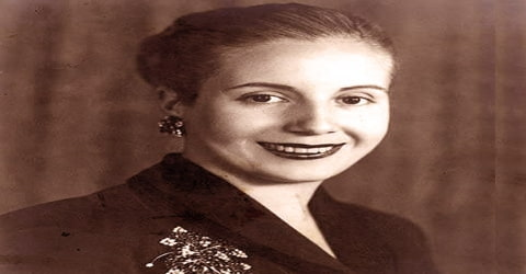 Biography of Eva Peron