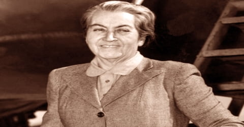 Biography of Gabriela Mistral