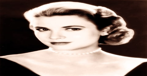 Biography of Grace Kelly