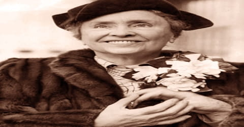 Biography of Helen Keller