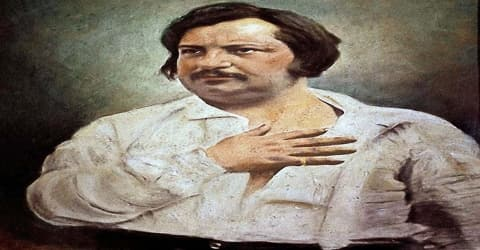 Biography of Honore de Balzac