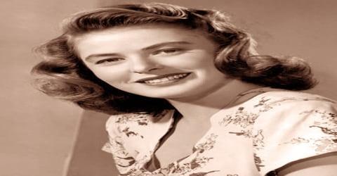 Biography of Ingrid Bergman