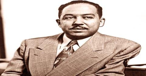Biography of Langston Hughes