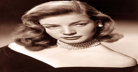 Biography of Lauren Bacall