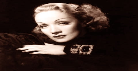 Biography of Marlene Dietrich