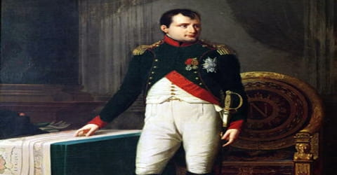 Biography of Napoleon Bonaparte