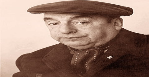 Biography of Pablo Neruda
