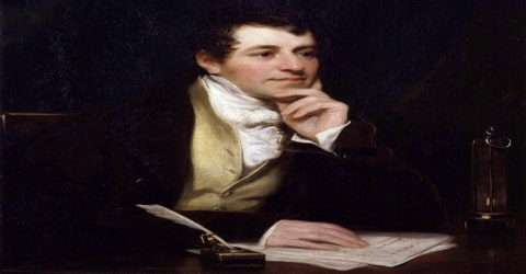 Biography of Sir Humphrey Davy