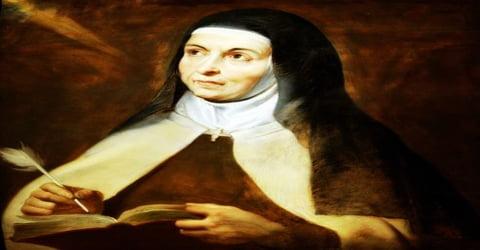 Biography of St Teresa of Ávila