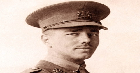 Biography of Wilfred Owen