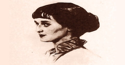 Biography of Anna Akhmatova