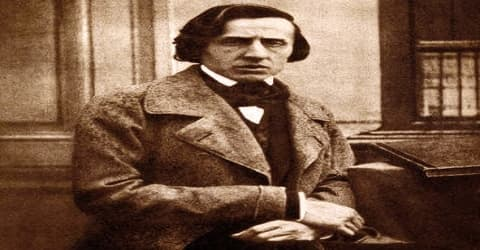 Biography of Frédéric Chopin