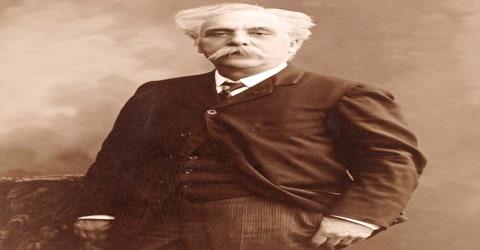 Biography of Gabriel Faure