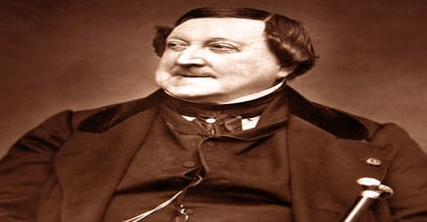Biography of Gioachino Rossini