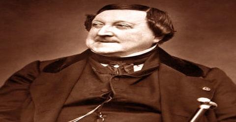 Biography of Gioachino Rossini